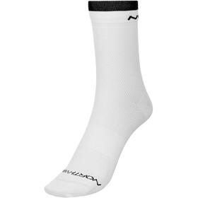 Northwave Origin Hoge Sokken, wit/zwart